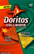 frito lay   doritos collisions zesty taco and chipotle ranch flavored tortilla chips Social Media   Your Customers Are Talking About You Online