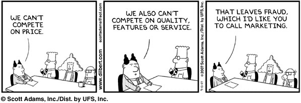 dilbert91307gif 600c397210 pixels Ad Agency New Business Survey   Take It