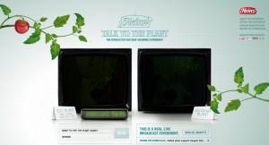 heinz talk to the plant 300x162 Build Your Brand by Marketing Sideways