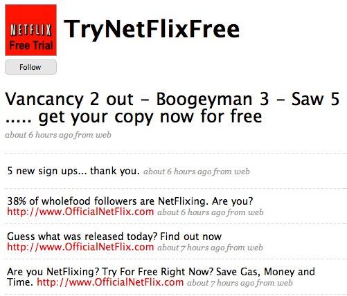 TryNetFlixFree Brands Must be Social Media Selfish