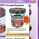 social media strategy ben and jerrys