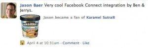 social media strategy facebook bj1 300x98 Taking Consumer Reviews Viral with Facebook