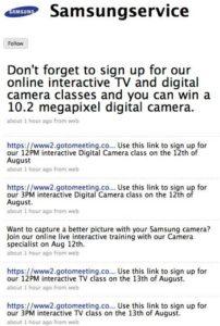 Samsung Service (Samsungservice) on Twitter