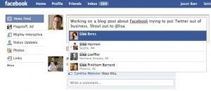 Facebook Home 300x129 Imitation and Obsolescence   Facebook Guns for Twitter