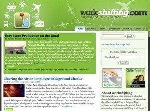 Work Shifting