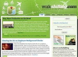Work Shifting 300x222 Make it Bigger   The 4 Types of Corporate Blogs