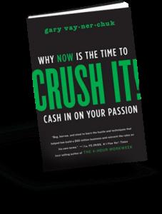 book header trans 227x300 Win Gary Vaynerchuks Crush It!
