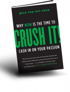 book header trans 227x300 Win Gary Vaynerchuks Crush It!