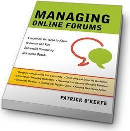 managing online forums Brand Community Managers Take Heed of Managing Online Forums