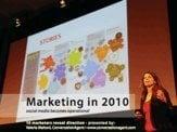 marketing in 2010