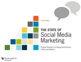 state of social media marketing Crushing the Myth of B2B Social Media