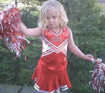 Erin The Cheerleader From Barrhead on Flickr Photo Sharing Is Your Company More Interesting Than My Wife?