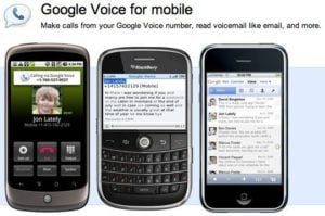Google Voice for your phone 300x199 Is It Curtains for the App Store?