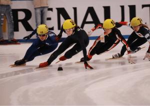 KDerrick 300x213 US Speedskating Finds Fans In Social Media