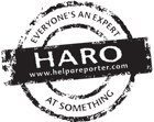 haro logo HARO Gets Serious About Crowd Sourced Journalism