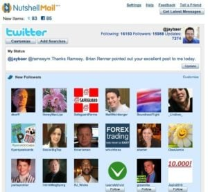 168 New Messages for Tue 2 16 4 00 PM — Inbox 300x278 Turn the Tables on Social Media with NutshellMail