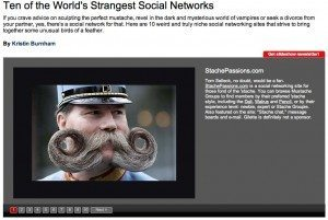 Ten of the World s Strangest Social Networks CIO.com Business Technology Leadership 300x201 Are You Taking Social Media Shortcuts?