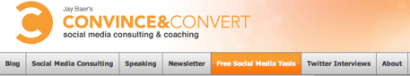 Free Social Media Tools Convince and Convert Blog  Social Media Strategy and Social Media Consulting2 5 Ways to Make Friends with Strangers on Your Blog