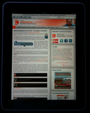 ipad convince and convert 1 The Truth About the iPad