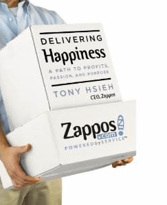 Delivering Happiness Delivering Happiness Delivers Indeed