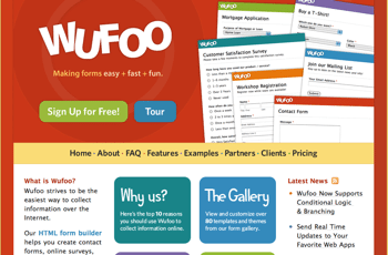 Wufoo_ Online Form Builder - Create Web Forms & Surveys