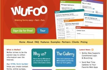 Wufoo_ Online Form Builder - Create Web Forms & Surveys