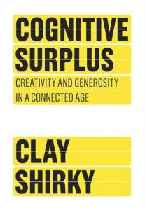 Cognitive Surplus 207x300 Cognitive Surplus   Use Social Connectivity to Change the World
