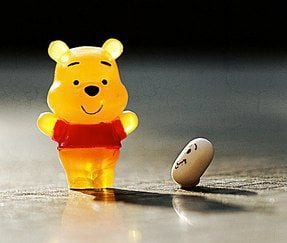 YOU RE CALLED WINNIE THE WHAT Flickr Photo Sharing microMARKETING Requires Bayonets, Not Grenades