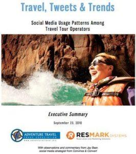 travel social media 266x300 Travel, Tweets, Trends   Social Media Runs Rampant in Adventure Travel