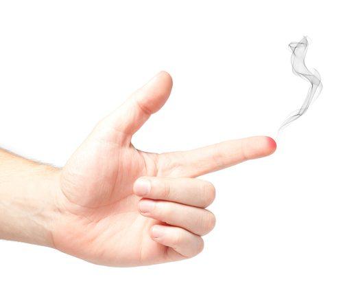 smoking finger Ra Ra Wrong. How Facebooks Cheerleaders Are Blowing Smoke