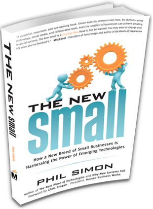 The New Small The New Small   How Technology Levels the Playing Field