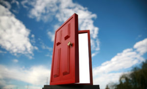 red door 300x183 3 Ways to Capitalize on the Opportunity Economy