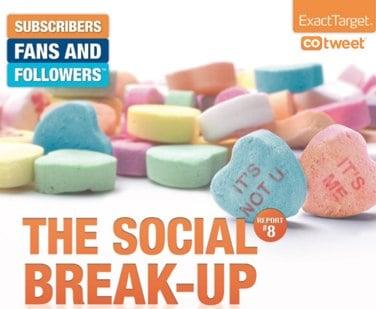 The Social Break-Up