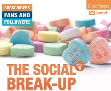 The Social Break Up Invitation Avalanches, Attention Infidelity, and the Science of the Social Break Up