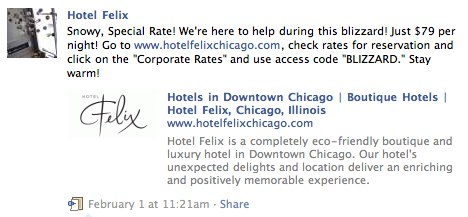 Hotel Felix 9 Are You Keeping Your Social Antenna Up?