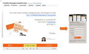 slideshare tips 1 300x182 Top 5 Slideshare Marketing Tips