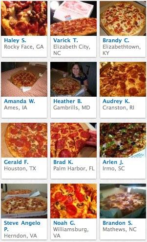 Domino s Pizza Free Photo Contest – ShowUsYourPizza.com  Dont Ignore Social Medias Research Value