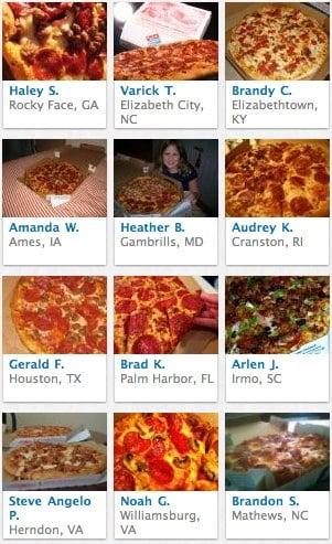 Domino_s Pizza Free Photo Contest – ShowUsYourPizza.com