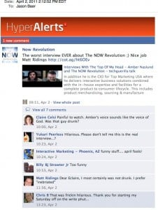 HyperAlerts Email 226x300 Spy on Your Facebook Competitors with HyperAlerts