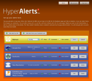 Hyperalerts 300x265 Spy on Your Facebook Competitors with HyperAlerts