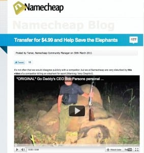 NameCheap Blog namecheap team blog 283x300 Please Vote for the NOW Revolutionary of the Month