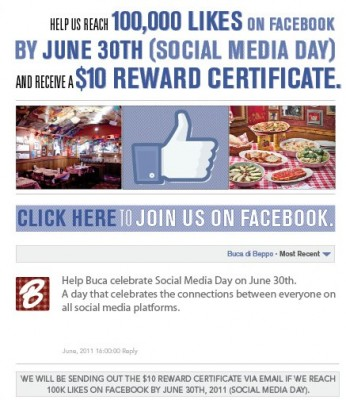 Body.jpg e1309719226197 Did This National Restaurant Chain Put Too Much Love Into the Like?