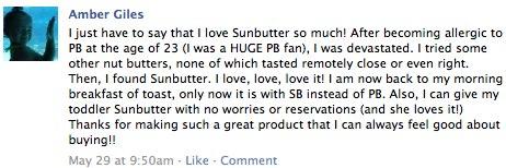 sunbutter twitter SunButter Succeeds in Social Media Step by Step
