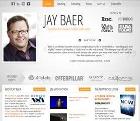Jay Baer — Social Media Speaker Author and Coach Social Media Events Calendar and Advice Guide