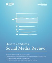 Social Analytics white paper