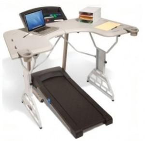 Amazon.com  TrekDesk Treadmill Desk 300x292 Treadmill Desk and Multi tasking