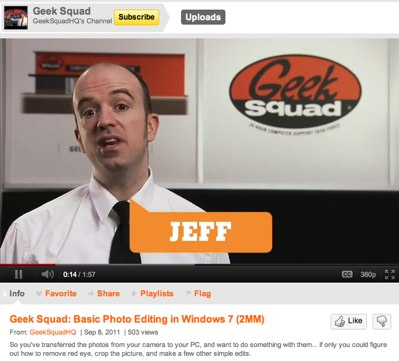 YOUtility Geek Squad