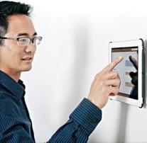 modulR  Slim Wall Mount 10 Social Media Pros Pick Their Favorite iPad Case