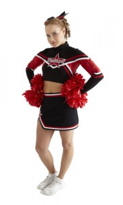 social media cheerleader 180x300 Our Dangerous Addiction to Social Media Case Studies