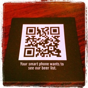 QR Code for Information